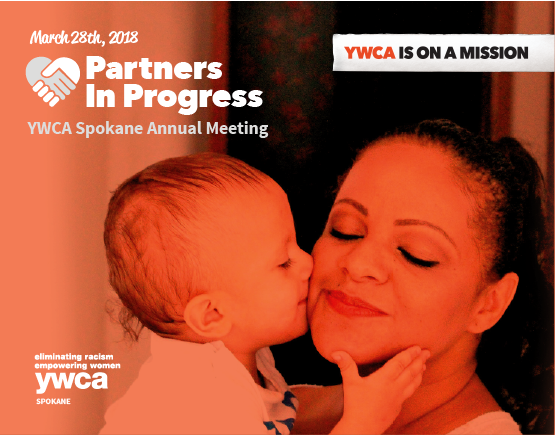 555 Partners for Progress Annual Meeting - YWCA Spokane 2018